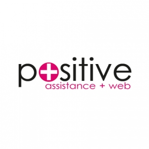 Logo Positive Web 435