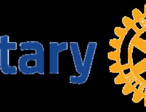 Clémence PHILIPPE au Rotary Club de Paris pour une conférence